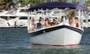 Duffy Electric Boat Rentals