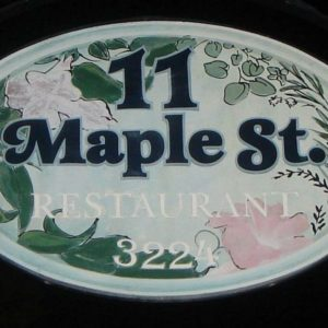 11 Maple Street Restaurant