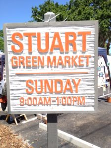 Stuart Green Market- Every SUNDAY in Downtown Stuart