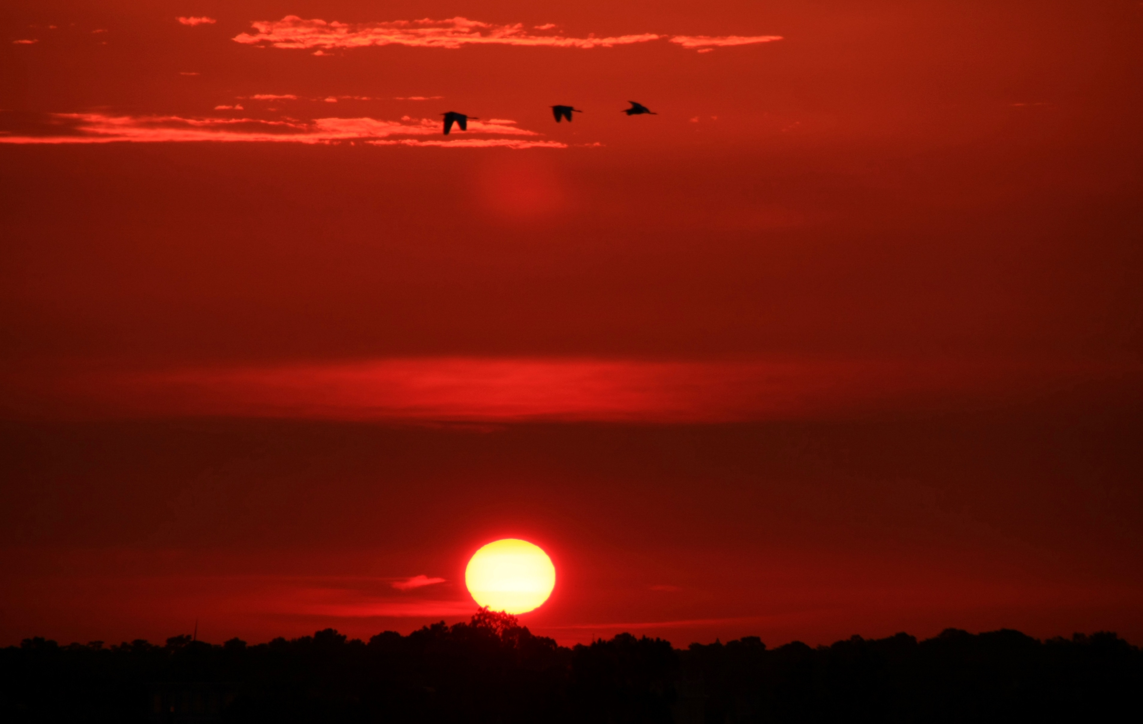 8 Beautiful Sunsets From Around Martin County