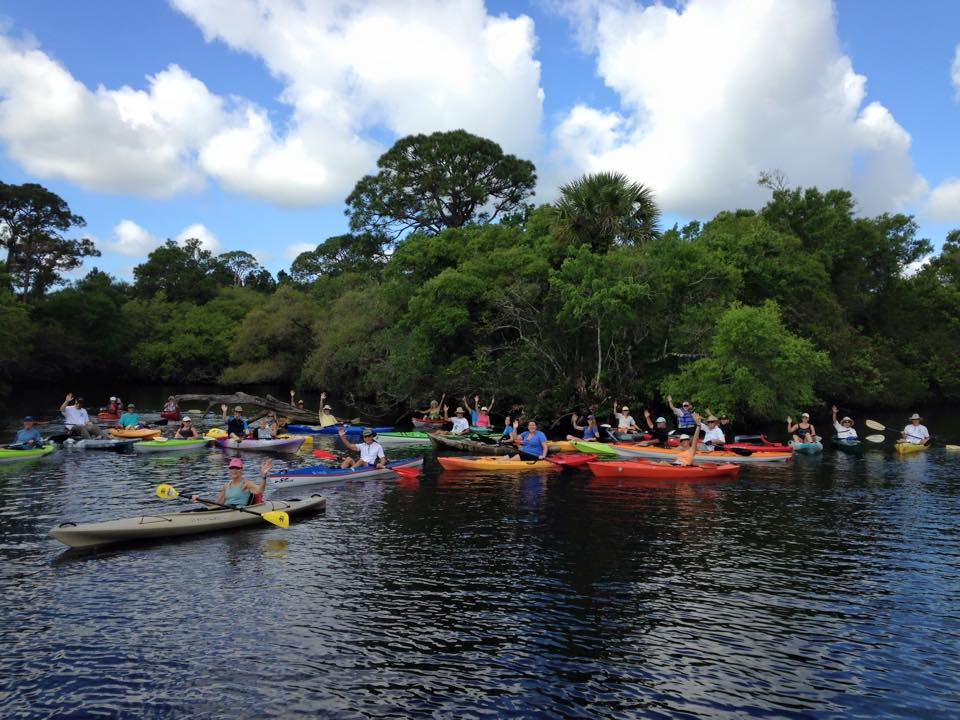 kayaking in martin county florida South River Outfitters