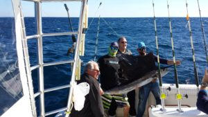 The Fighting Lady Sportfishing Charters