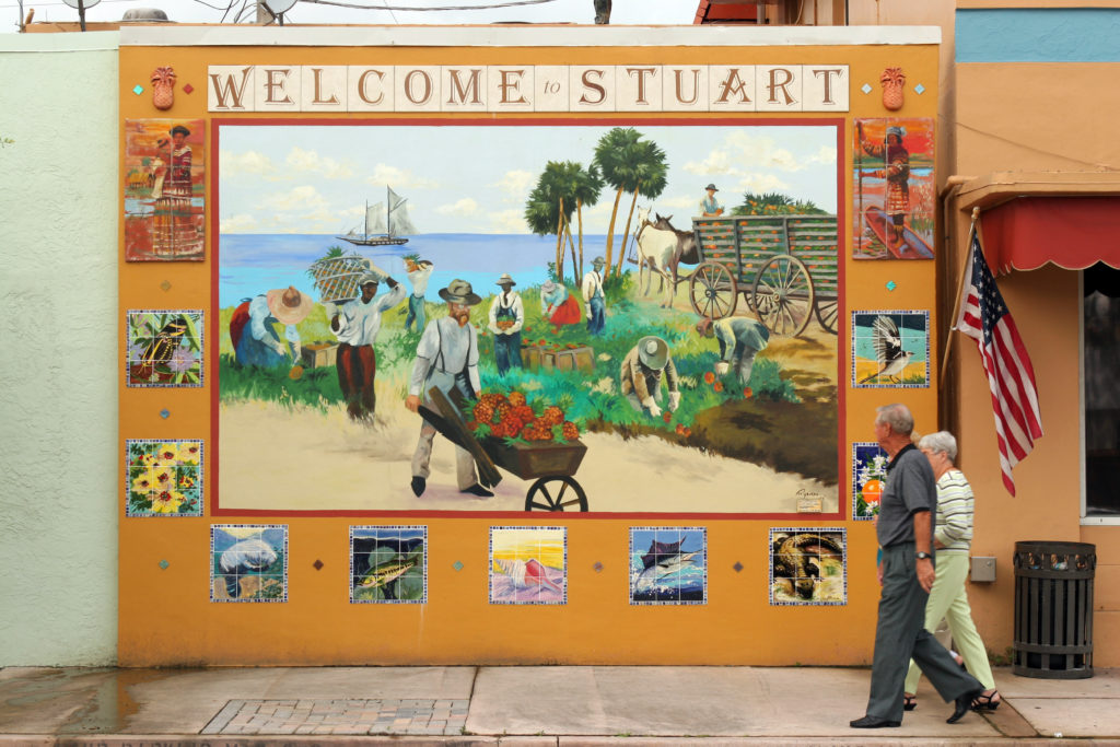 Welcome to Stuart Mural