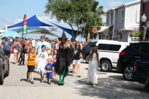 Annual Hobgoblins on Main Street Costume Parade and Family Festival
