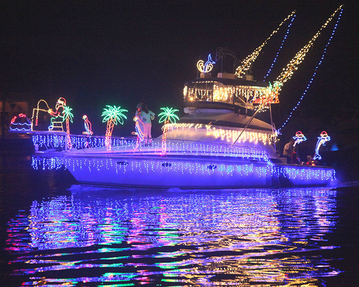 Stuart Christmas Boat Parade