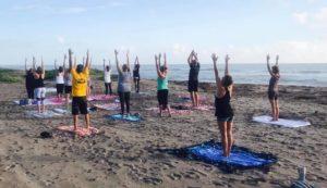 Dawn Patrol Yoga