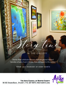 Story Time in the Gallery - Last Thursday Every Month!