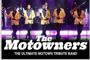 The Motowners Tribute Band