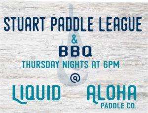 Stuart Paddle League