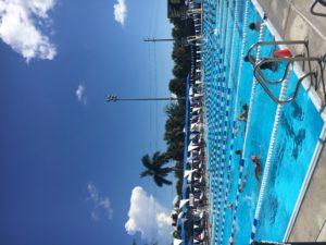 Florida Swimming Pool Association Invitational Swimming and Diving Meet