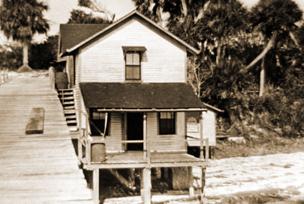 Captain Henry Sewall's House