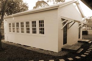 The New Monrovia One-Room Schoolhouse