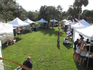 Jensen Beach Art League Art Show