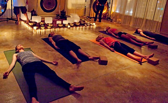 Sound Healing with HI Mindfulness Forums Image