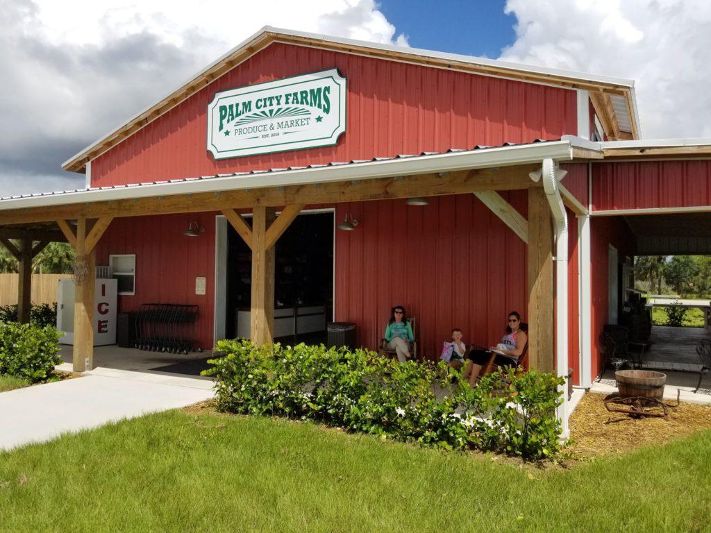 Palm City Farms Produce & Market