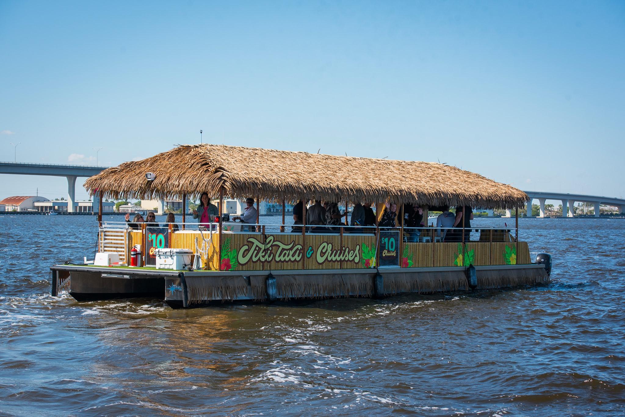 Tiki Taxi Cruises Image